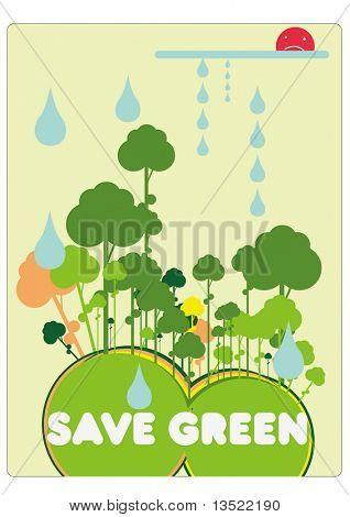 save green