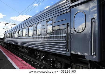 Passenger Train Wagon
