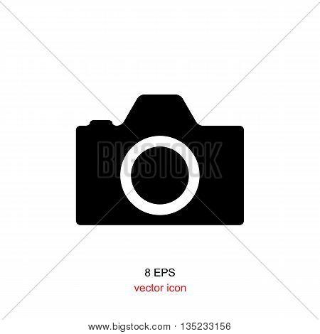 Foto Camera Simple Icon