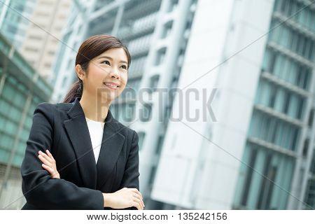 Confident Businesswoman