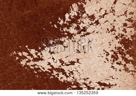 old grunge brown ragged abstract pattern illustration background