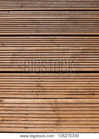 A light coloured horizontally striped full frame wooden texture.