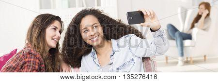 Our Beautiful Friendly Selfie