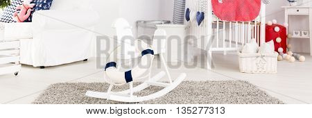 Sailor decoration for a little boy room