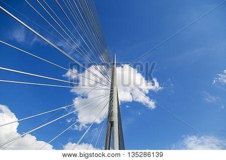 Cloudscape And The Bridge