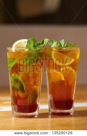 summer lemonade