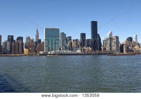 Manhattan View, East Side
