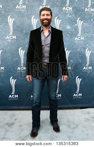 NASHVILLE, TN-SEP 1: Josh Turner attends the 9th Annual ACM Honors at the Ryman Auditorium on September 1, 2015 in Nashville, Tennessee.