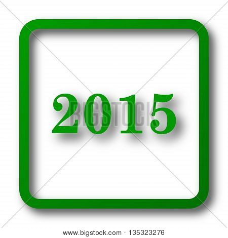 Year 2015 Icon