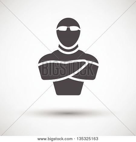 Night Club Security Icon