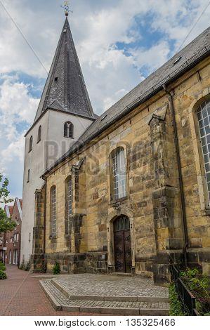 Reformed Church In The Center Of Lingen