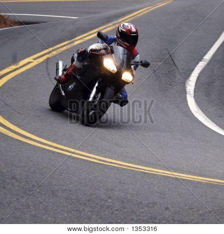 Sportbike Rider