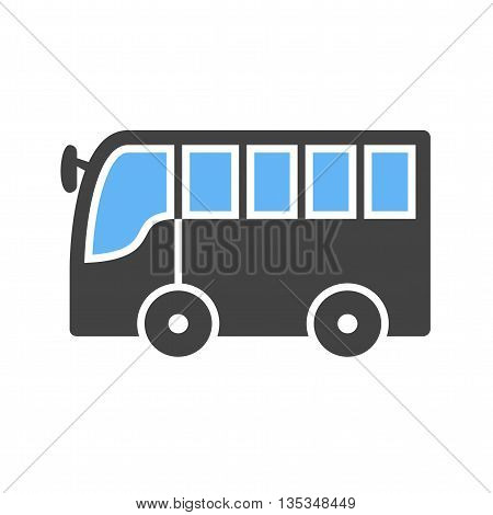 Van, delivery, truck icon vector image. Can also be used for logistics. Suitable for mobile apps, web apps and print media.