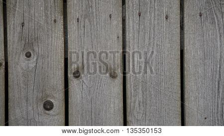 background tree texture of the wooden fence grey-green in colour with the nails and notches