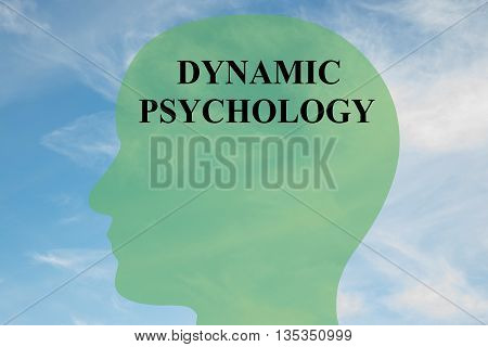 Dynamic Psychology Mental Concept