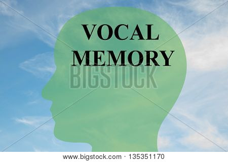 Vocal Memory Mental Concept