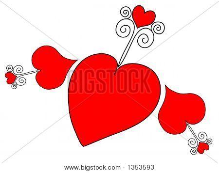 Hearts Art 5