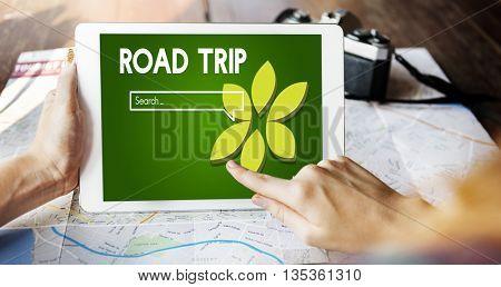 Adventure Exploration Destination Travel Concept