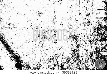 Grunge Dust Speckled Sketch Effect Texture .