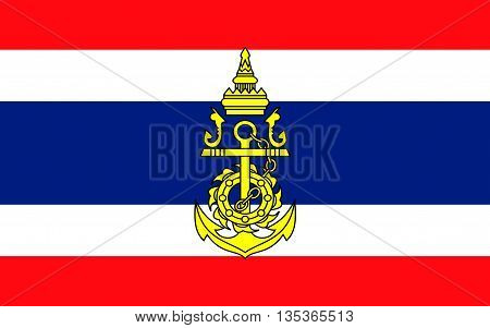 Flag of Thailand officially the Kingdom of Thailand formerly known as Siam is a country at the centre of the Indochinese peninsula in Mainland Southeast Asia.