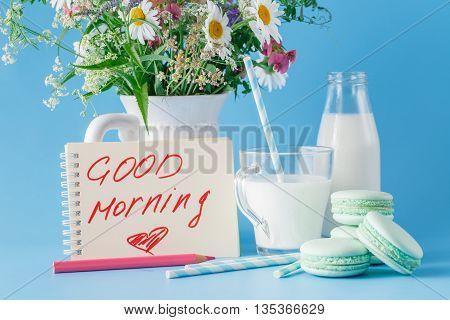 Breakfast With Wildflowera, Sweets