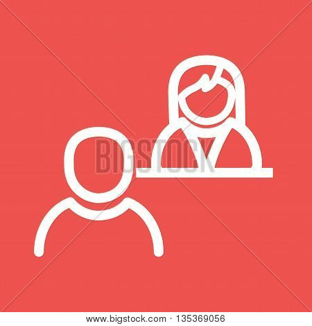Submit, documents, recruitment icon vector image. Can also be used for employment. Suitable for use on web apps, mobile apps and print media.