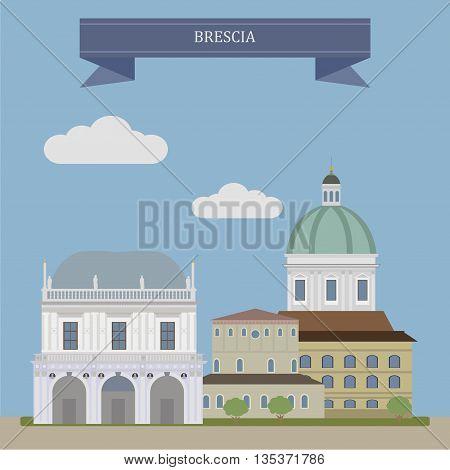Brescia,city In Italy