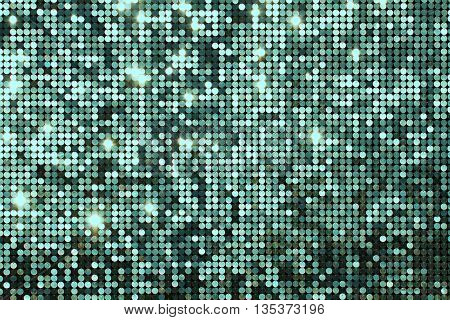Blue background (texture) mosaic with light spots