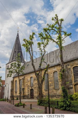 Reformed Church In The Center Of Lingen