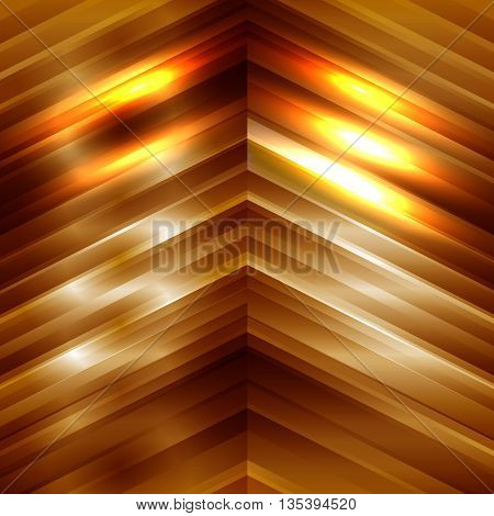 Arrows move up abstract vector background. Illustration EPS 10