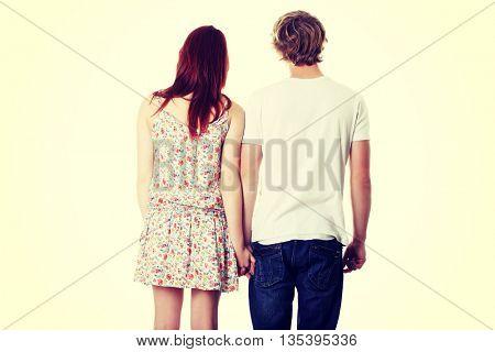 Lovers pair.