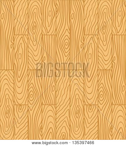 Seamless Pattern Of Wooden Planks. Wood Background
