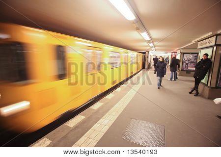 Berlin U-bahn