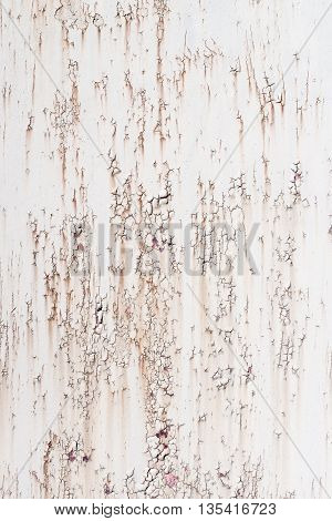 Damaged Corrugated Surface Background