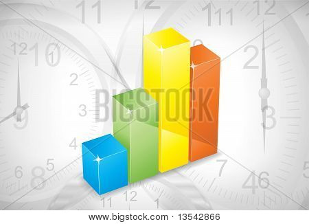 Color Chart Against The Clock