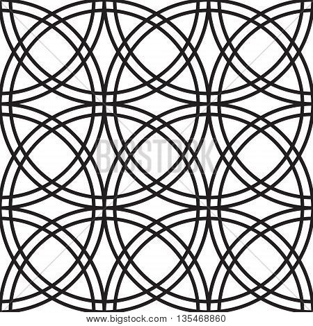 Celtic knots pattern for use in your creative projects