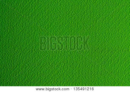 Dimples Surface Background. Texture relief Green color