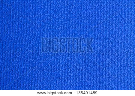 Dimples Surface Background. Texture relief Blue color