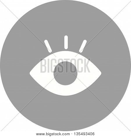 Vision, business, corporate icon vector image. Can also be used for digital web. Suitable for use on web apps, mobile apps and print media.