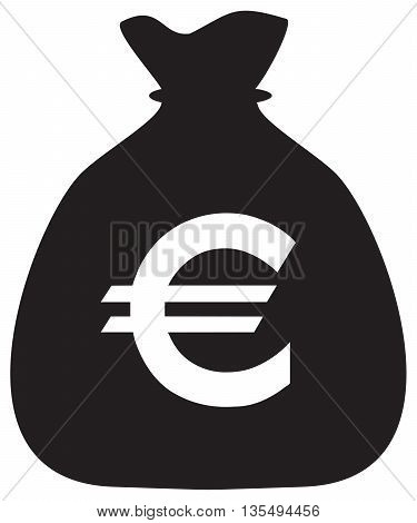 Purse money euro sign euro symbol European union currency