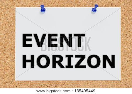 Event Horizon - Physical Concept