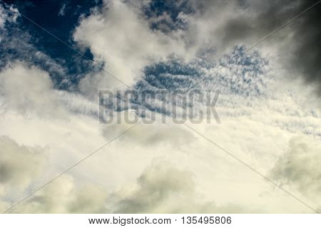 dark storm clouds before rain texture abstract