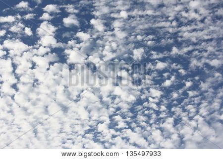 Cloud Textures with Blue Sky 12