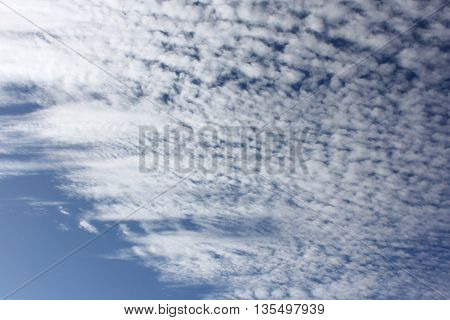 Cloud Textures with Blue Sky 9