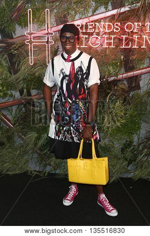 NEW YORK-JUNE 22: Reality TV personality, J. Alexander attends the 2016 Coach And Friends Of The High Line Summer Party at The High Line on June 22, 2016 in New York City.