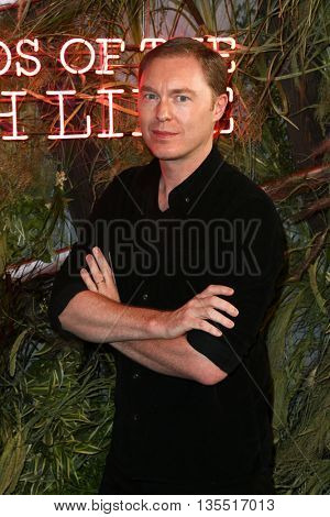 NEW YORK-JUNE 22: Coach Executive Creative Director Stuart Vevers attends the 2016 Coach And Friends Of The High Line Summer Party at The High Line on June 22, 2016 in New York City.