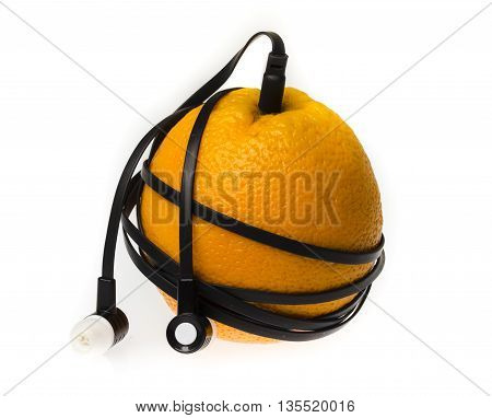 Orange Music Player