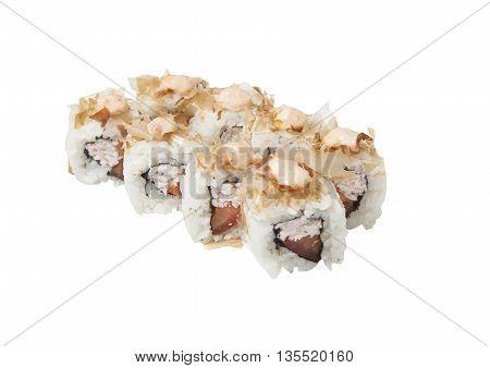 Sushi. Japanese Food. Rolls