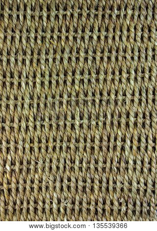 Photos of basket weaving, knitting, For background and texture.