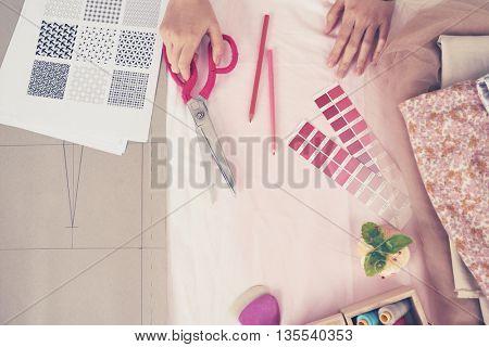 Desk designer fashion
